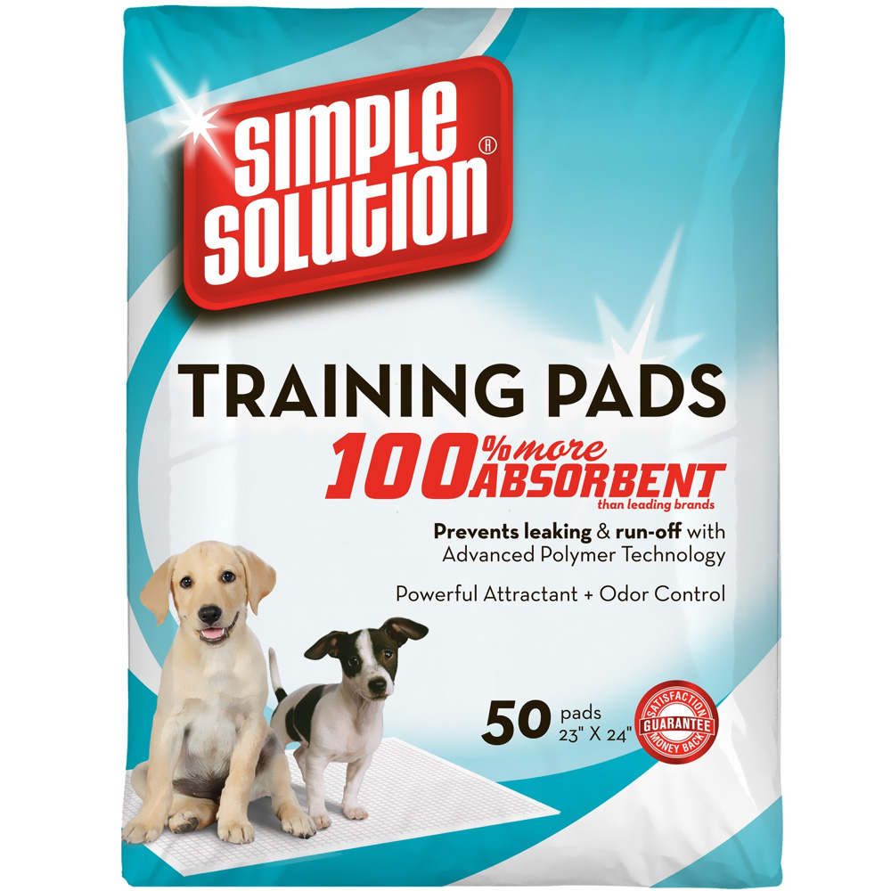 Simple Solution Training Pads (50 Pack) im test