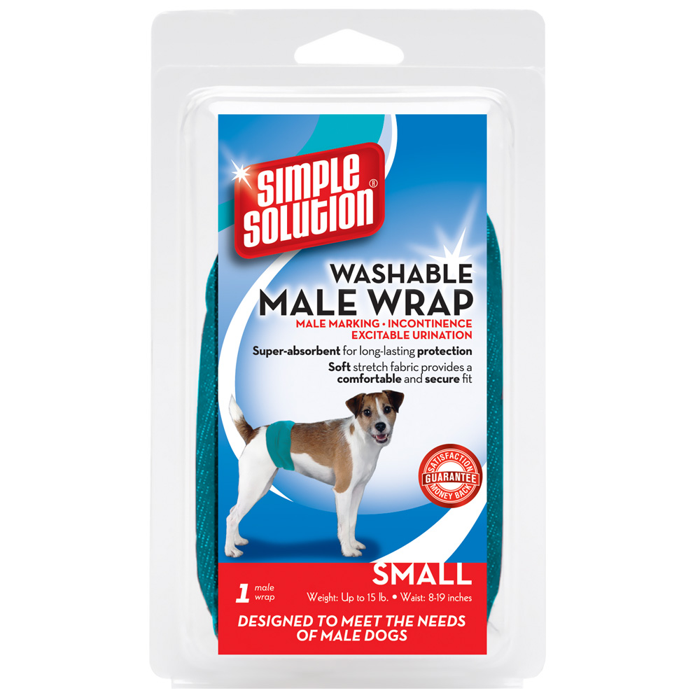 Simple Solution Washable MALE Wrap (Small) im test