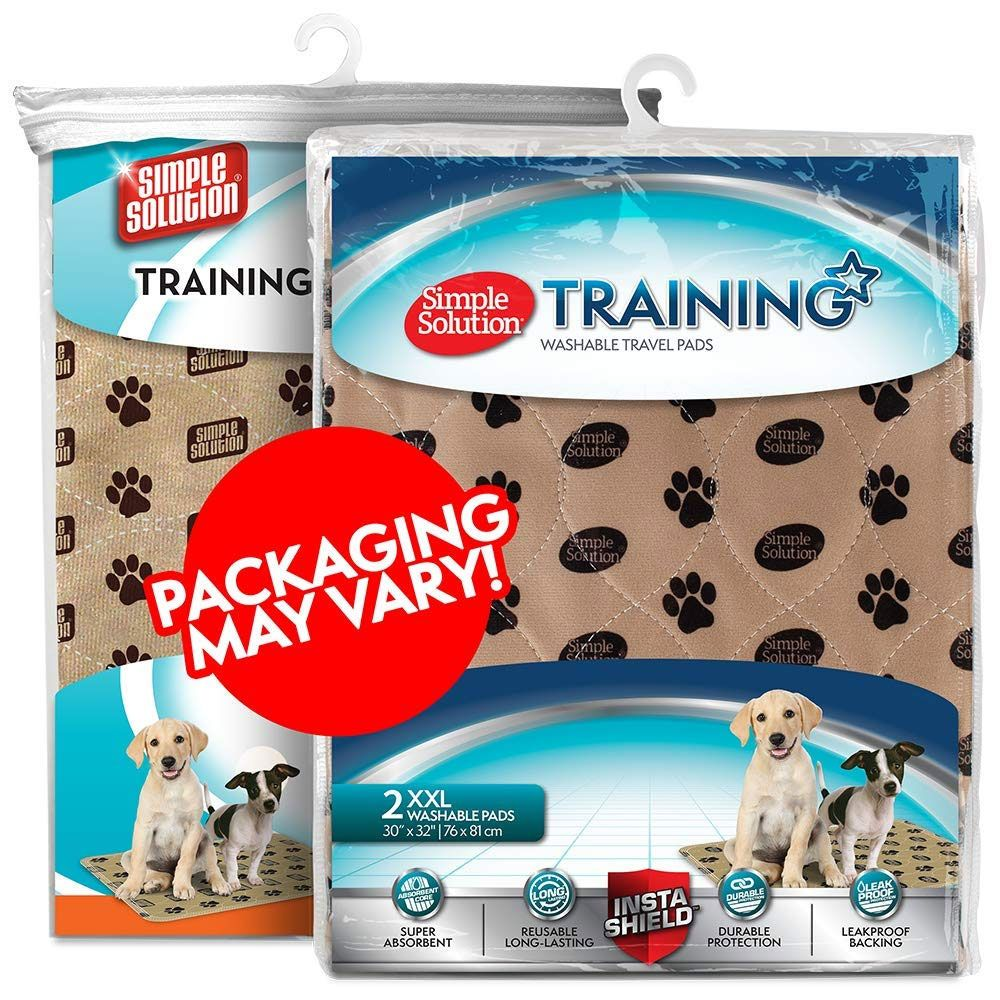 SIMPLE-SOLUTION-WASHABLE-TRAINING-TRAVEL-PAD-2-PAD-PACK-LARGE