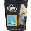 Simply Wild Ballerz Chicken Dog Treats (10.5 oz)