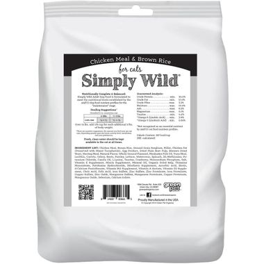 SIMPLY-WILD-CHICKEN-MEAL-BROWN-RICE-CAT-FOOD-20-LBS