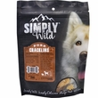 Simply Wild Pork Cracklins Dog Treats (3.5 oz)