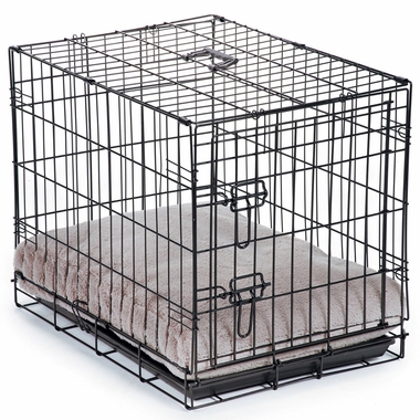 SLUMBER-PET-THERMAPET-BED-GREY-SMALL
