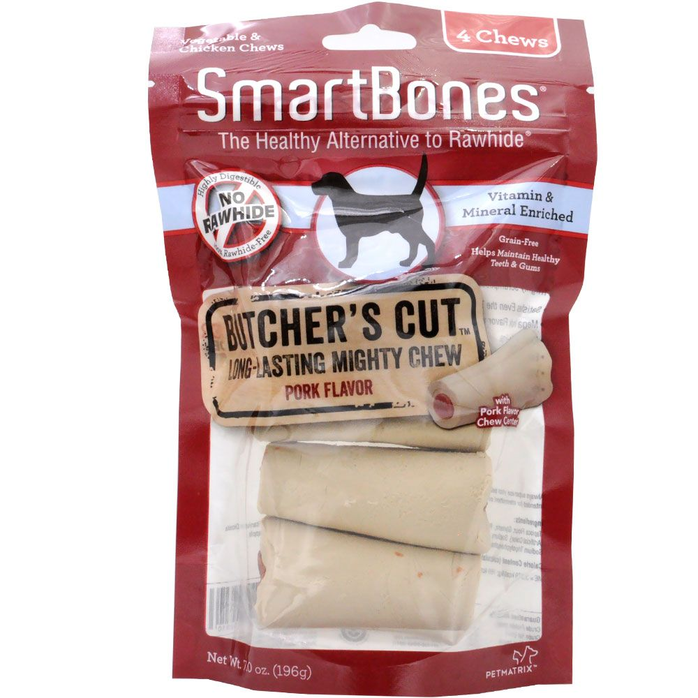 SmartBones Small Butcher's Cut (4 Pack) im test
