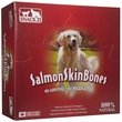 Snack 21 Salmon Skin Bones (Box of 18 Bones)