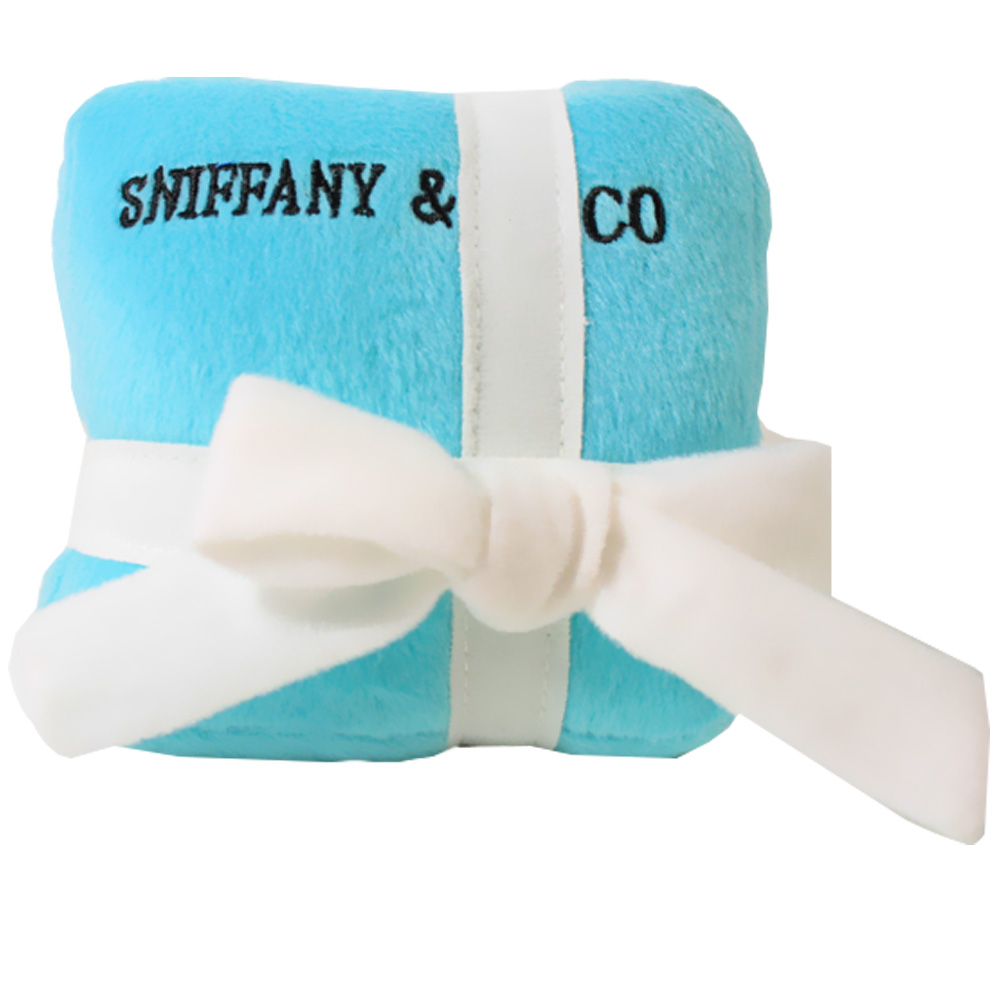 Sniffany Plush Toy for Dogs - Small im test
