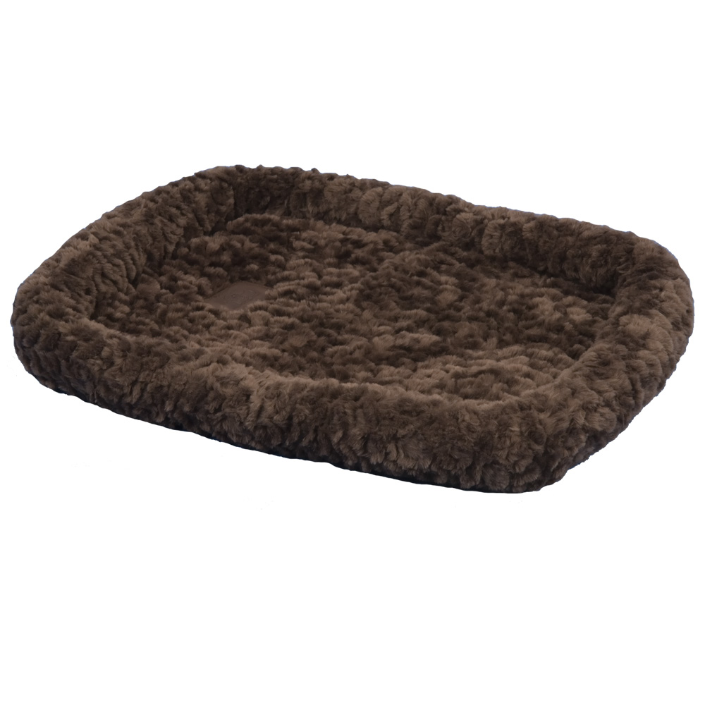 """""""SnooZZy Crate Bed 1000 18x12"""""""" - Chocolate"""" im test"""