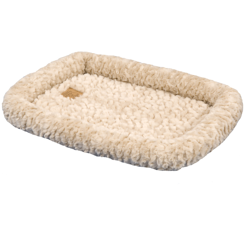 """SnooZZy Crate Bed 3000 31x21"""" - Natural"" im test"