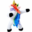 "SnugArooz Dab the Unicorn Dog Toy (12"")"