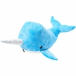 "SnugArooz Nikki the Narwhal Dog Toy (17"")"