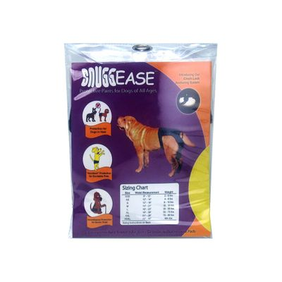 SnuggEase Protective Pants for Dogs - XSmall