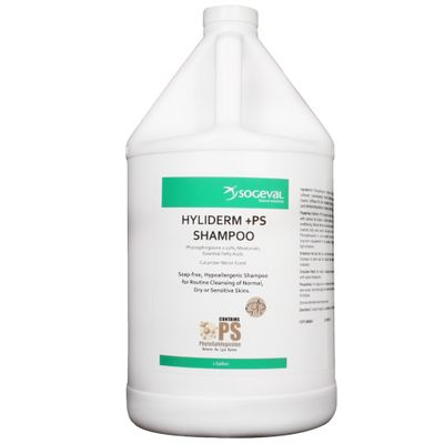 Sogeval Hyliderm + PS Shampoo (Gallon)