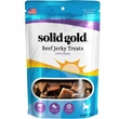 Solid Gold Beef Jerky Dog Treats (10 oz)
