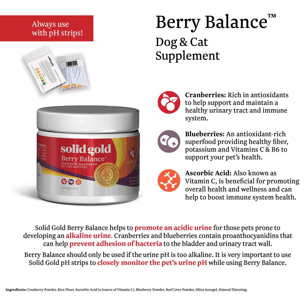 Solid Gold Berry Balance 3 5 Oz