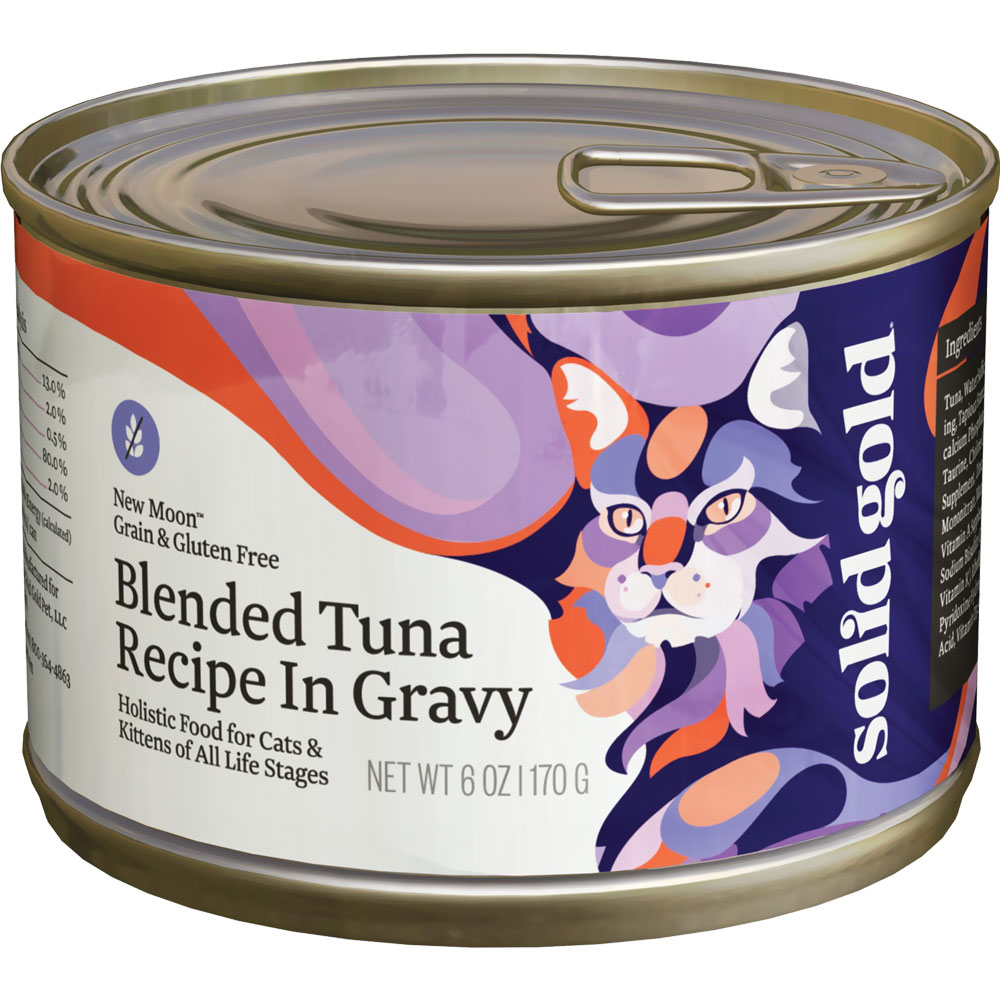 Solid Gold Blended Tuna Cat Canned Food (6 oz) im test