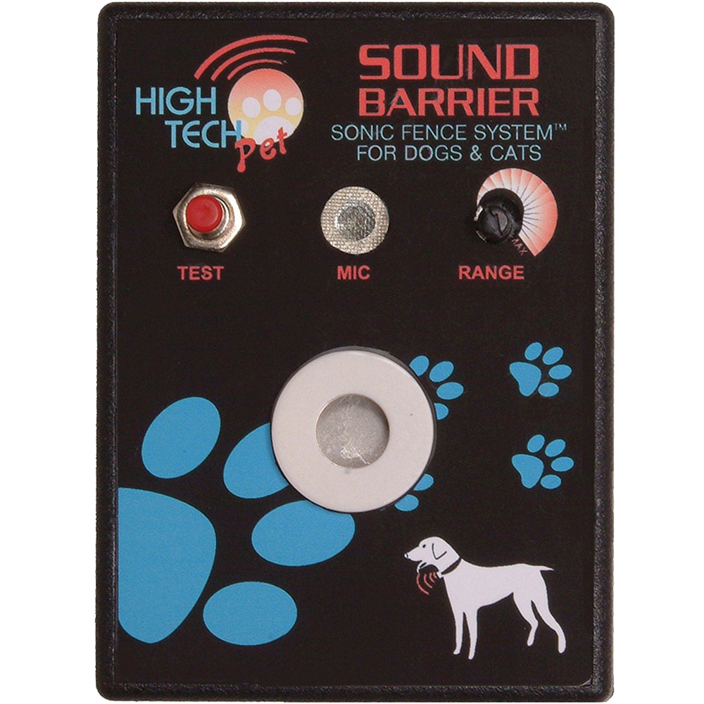 High Tech Sound Barrier Receiver Station - For Dogs - from EntirelyPets