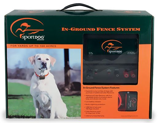 SportDOG 100 acre In-Ground Fence System from EntirelyPets