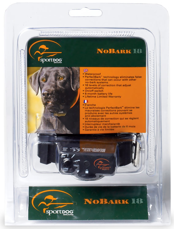 SportDOG Bark Control - 18 levels im test