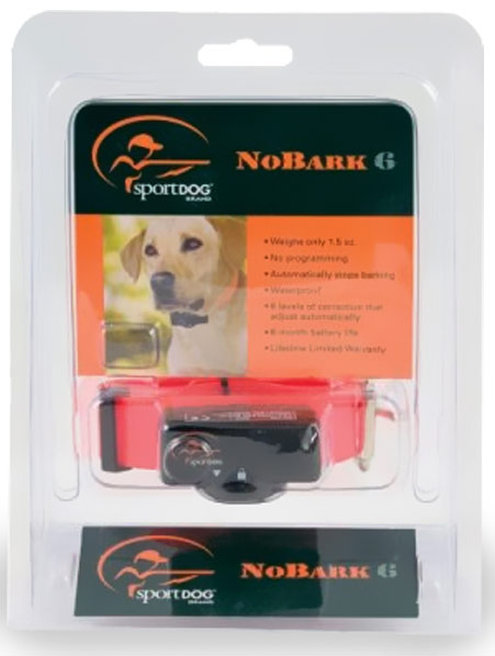 SportDOG Bark Control Collar - 6 Levels im test