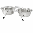 Standard Double Diner with Bowl (1 Quart)