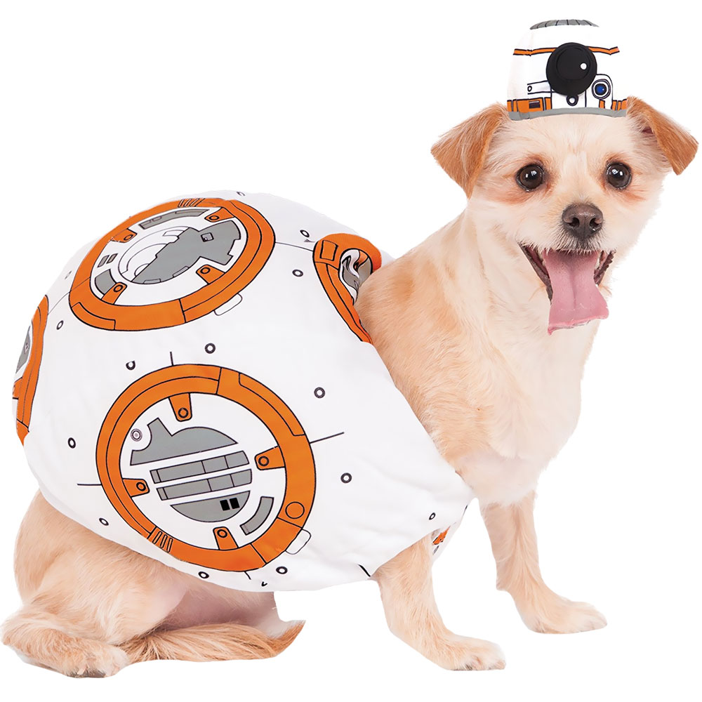 Star Wars BB-8 Dog Costume - Small im test