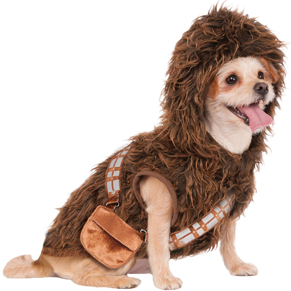 Star Wars Chewbacca Hoodie Dog Costume