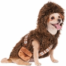 Star Wars Chewbacca Hoodie Dog Costume - XLarge
