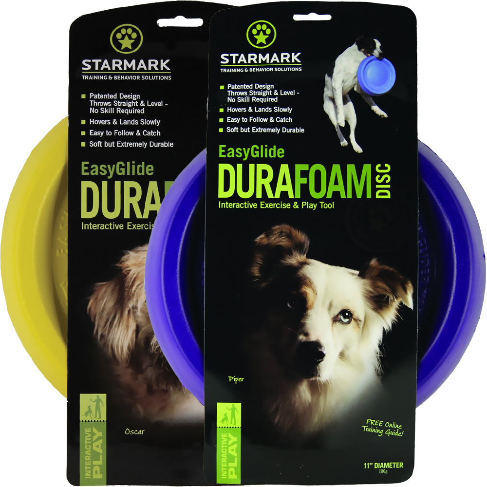"""Starmark EasyGlide DuraFoam Disc 11"""" - Assorted"" im test"