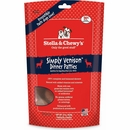 Stella & Chewy's Freeze-Dried Simply Venison Dinner Patties for Dogs (14 oz)