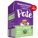 Stella & Chewy's Purrfect Pate - Cage Free Chicken Recipe Cat Food 12/5.5 oz