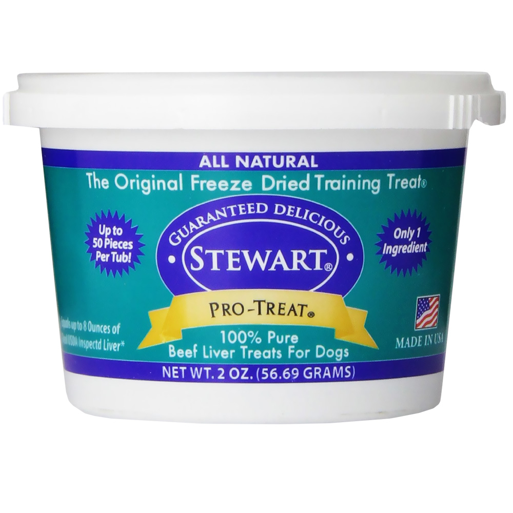 Stewart Freeze Dried - Beef Liver (2 oz) im test