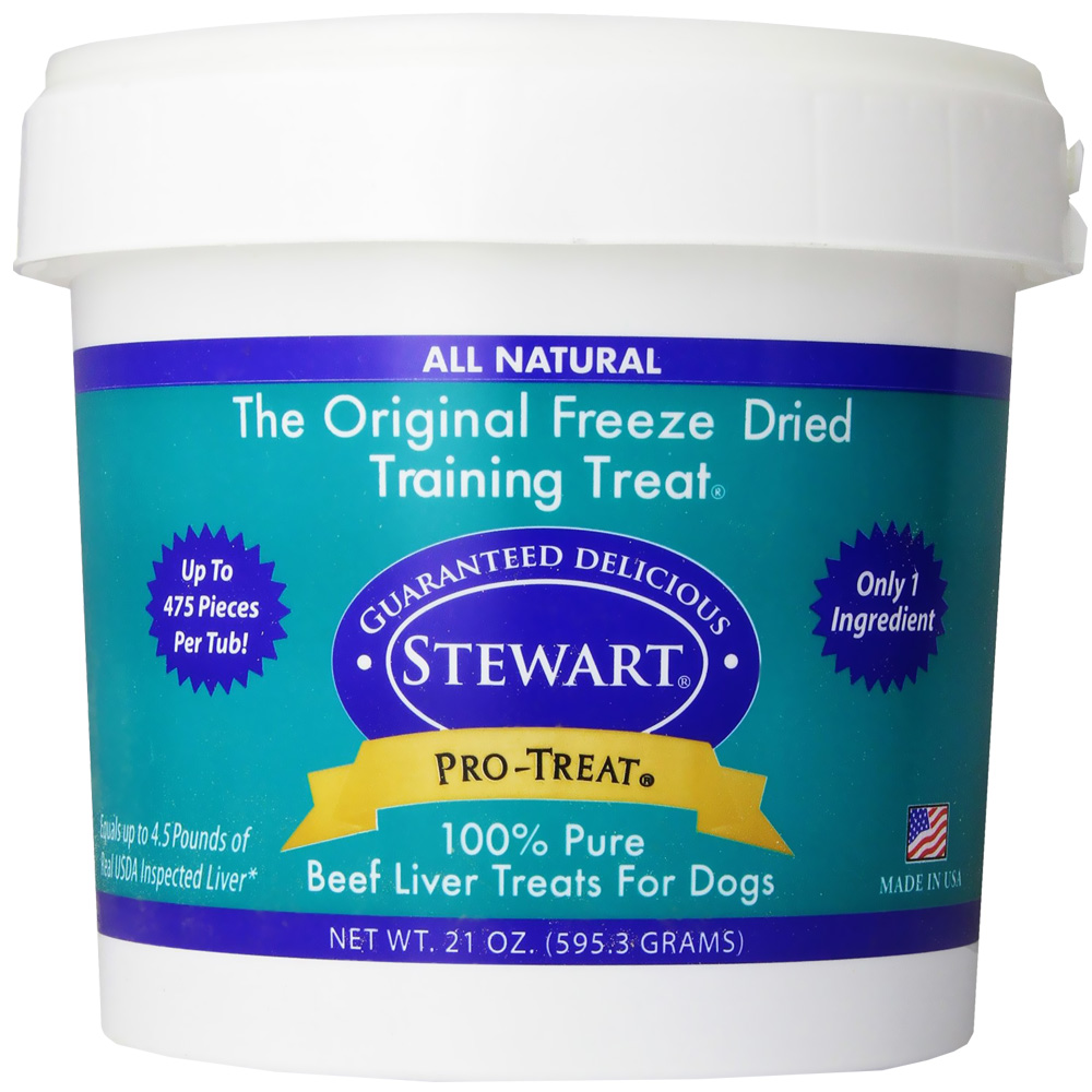 Stewart Freeze Dried - Beef Liver (21 oz) im test