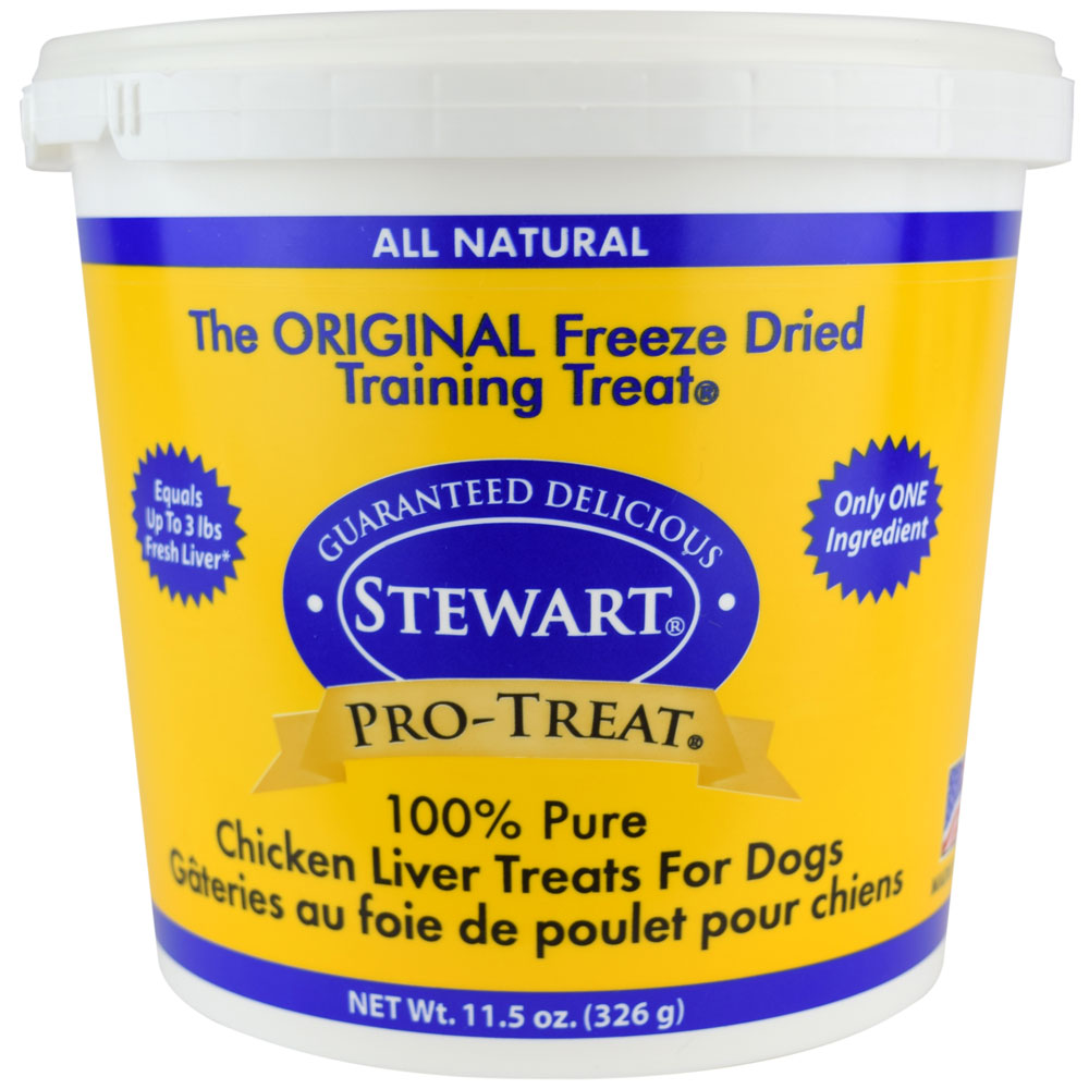 Stewart Freeze Dried - Chicken Liver (11.5 oz) im test