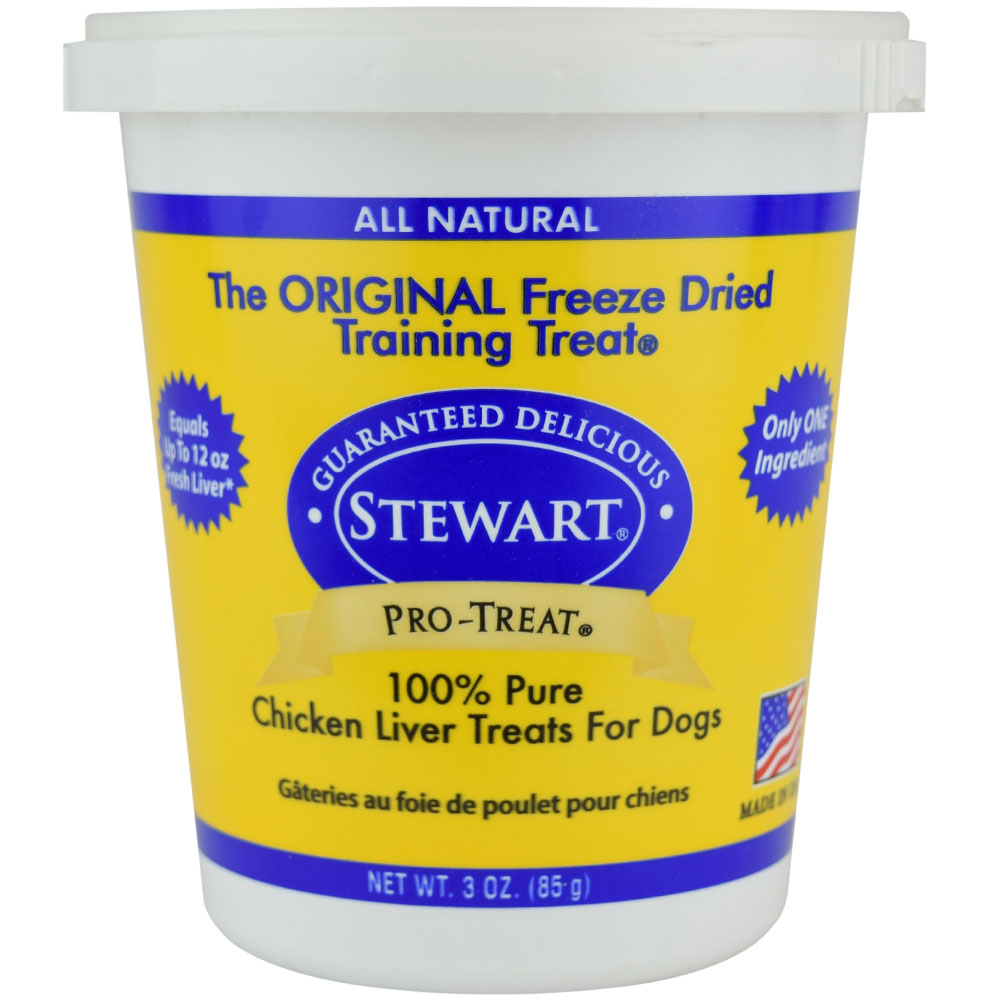 Stewart Freeze Dried - Chicken Liver (3 oz) im test