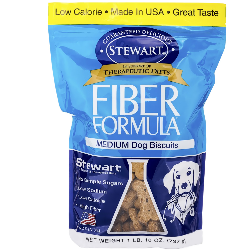 Stewart Fiber-Formula - Medium Dog Biscuits 1 LB. (10 oz) im test