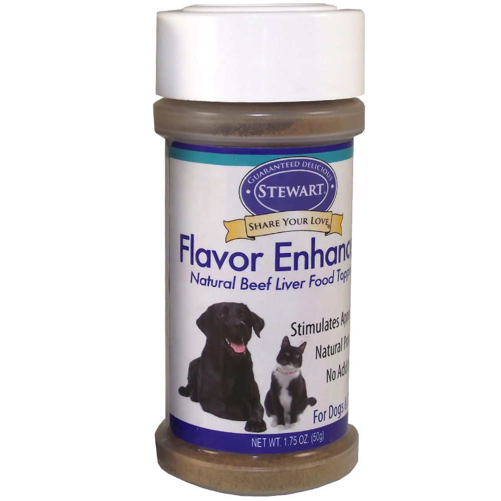 Stewart Flavor Enhancer for Dogs & Cats - Beef (1.75 oz) im test