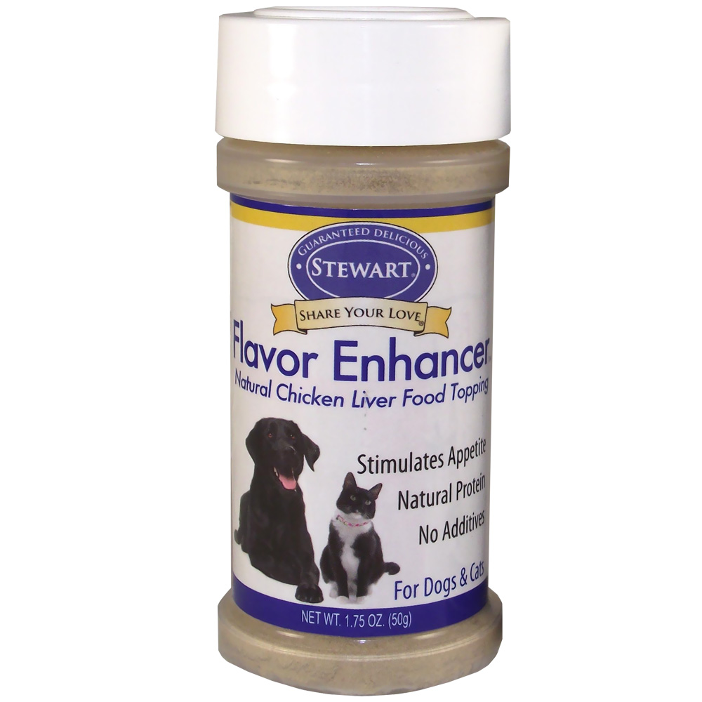 Stewart Flavor Enhancer for Dogs & Cats - Chicken (1.75 oz) im test