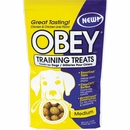 Stewart OBEY Training Treats for Dogs (Chicken & Chicken Liver Flavor) - Medium