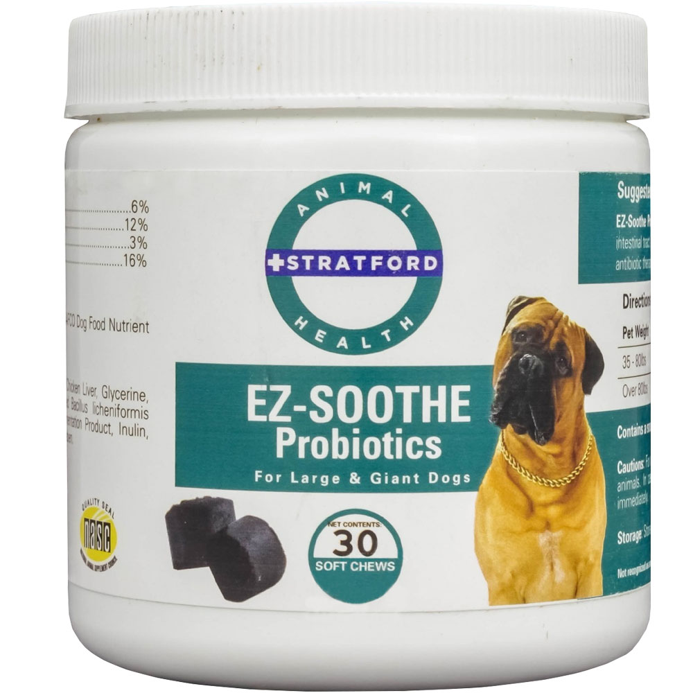EZ-SOOTHE-PROBIOTIC-30-SOFT-CHEWS-LARGE-GIANT-DOGS