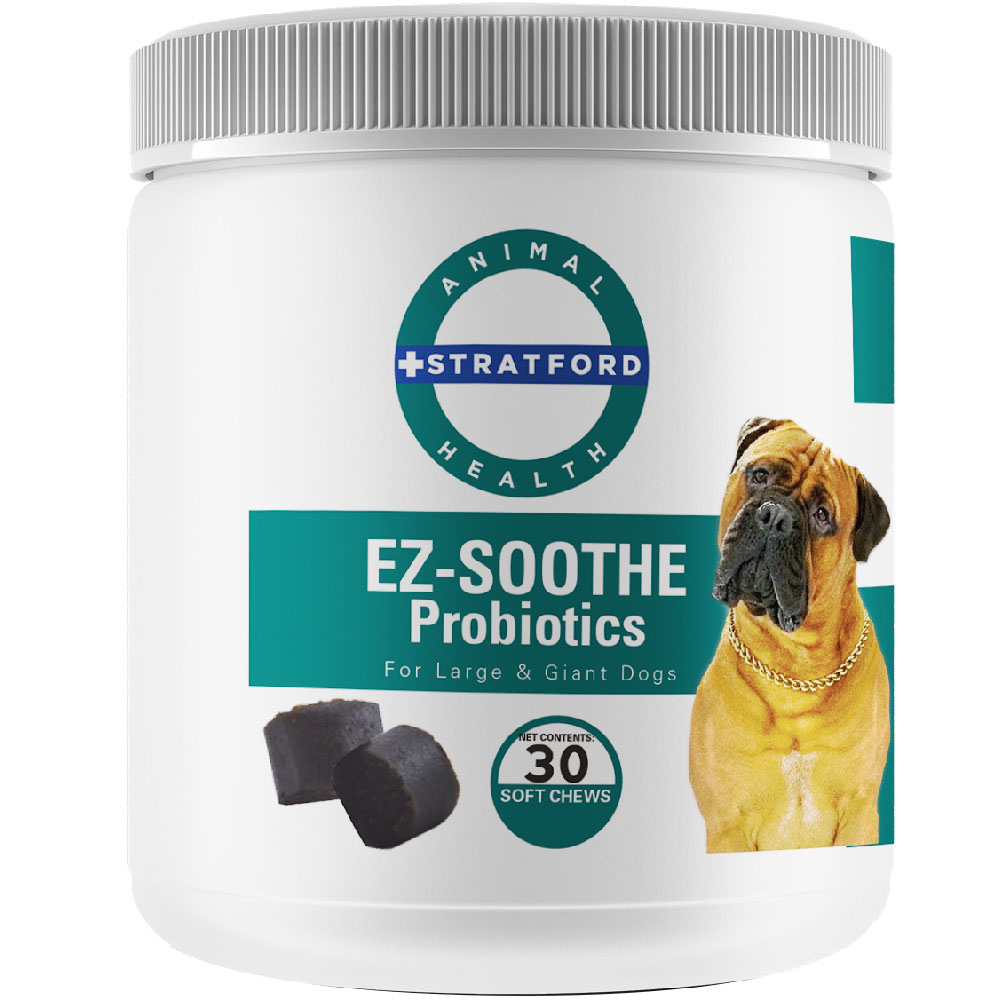 Stratford EZ-SOOTHE Probiotic Soft Chews for Large & Giant Dogs (30 count) im test