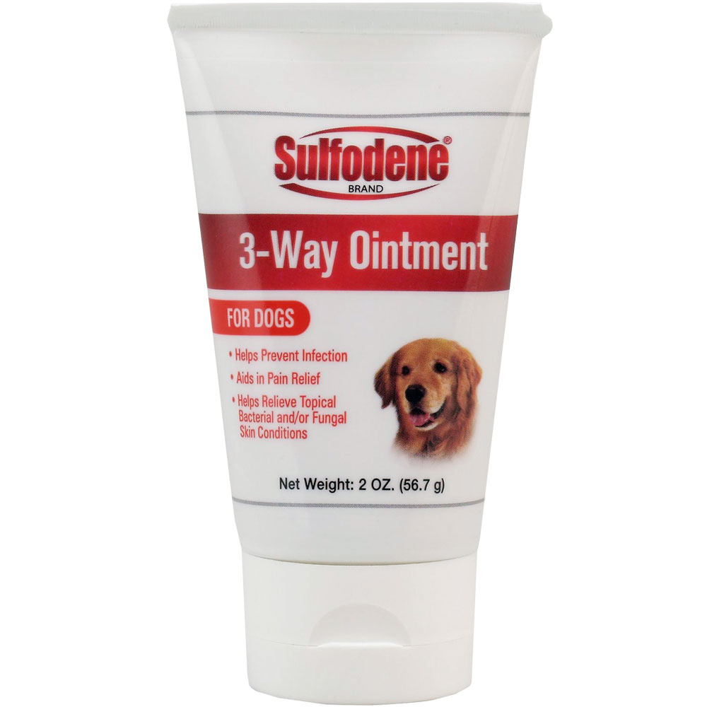 Sulfodene 3-Way Ointment for Dogs (2 oz) im test