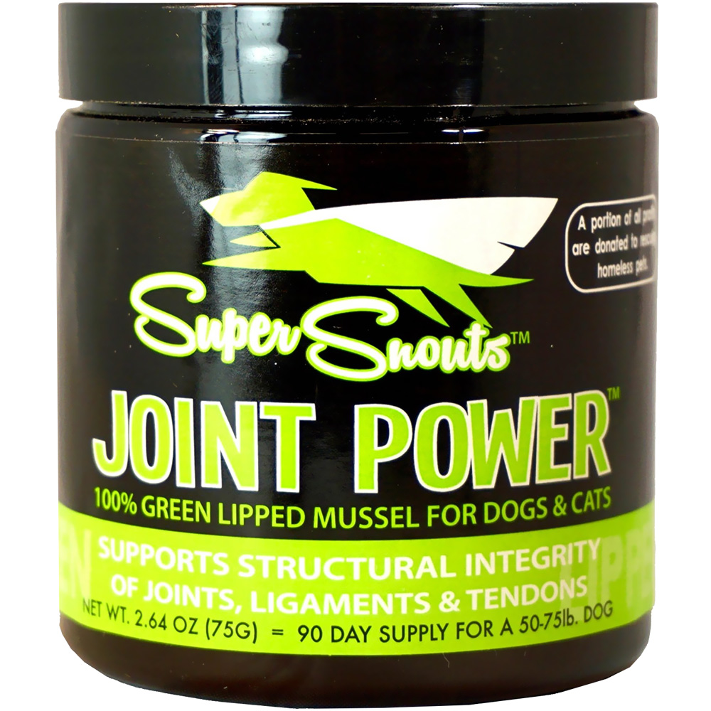 Super Snouts Joint Power for Dogs & Cats (2.64 oz) im test