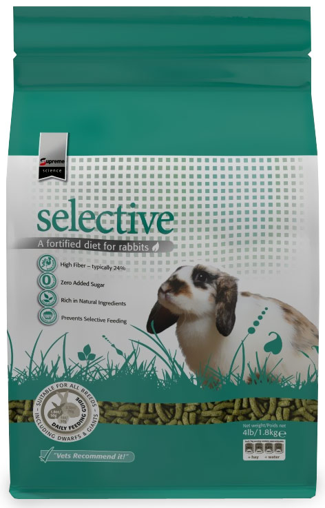 Supreme Science Selective Rabbit (4 lbs) im test