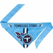 Tennessee Titans Dog Bandana - Tie On (Small)