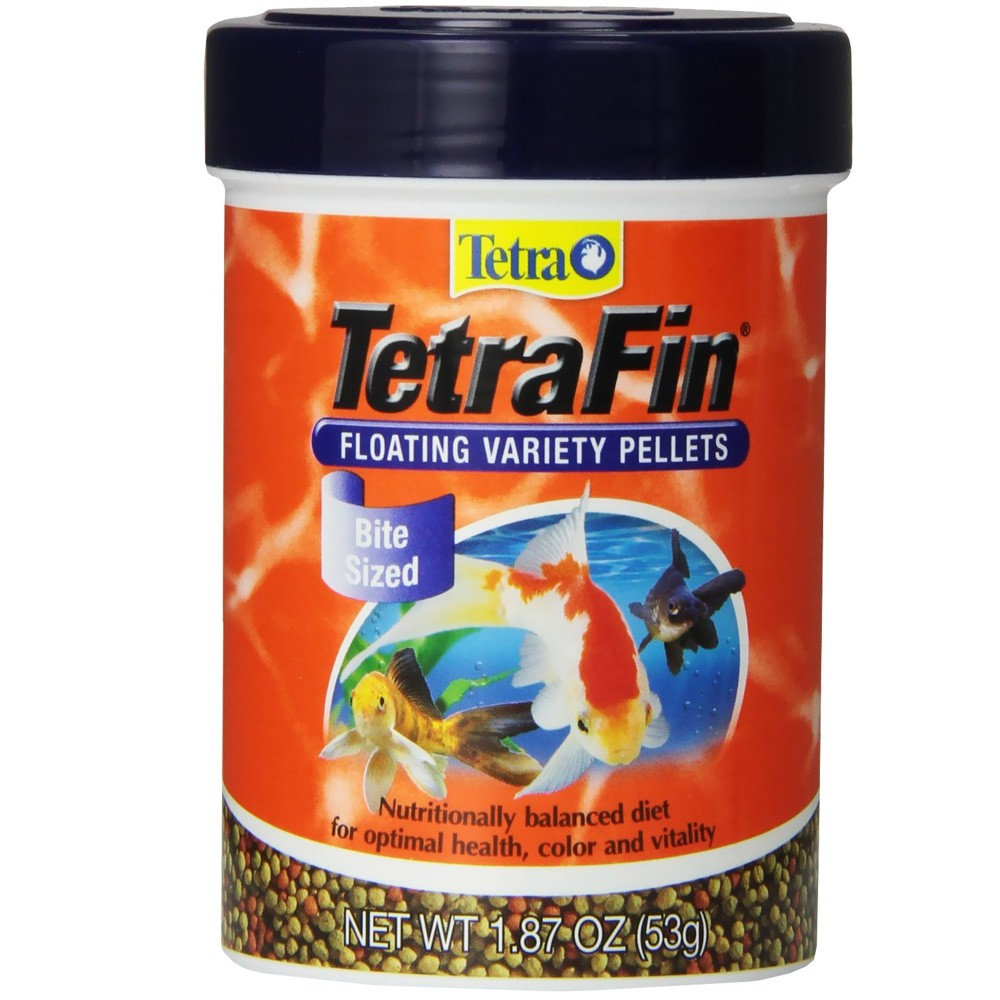 TetraFin Floating Variety Pellets (1.87 oz) im test