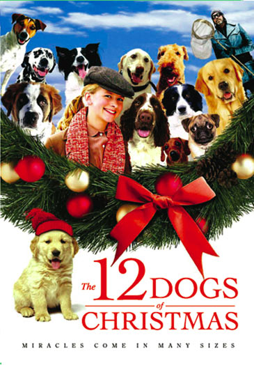 The 12 Dogs of Christmas DVD by Kragen & Company im test