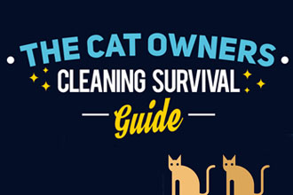 The Cat Owner's Cleaning Survival Guide