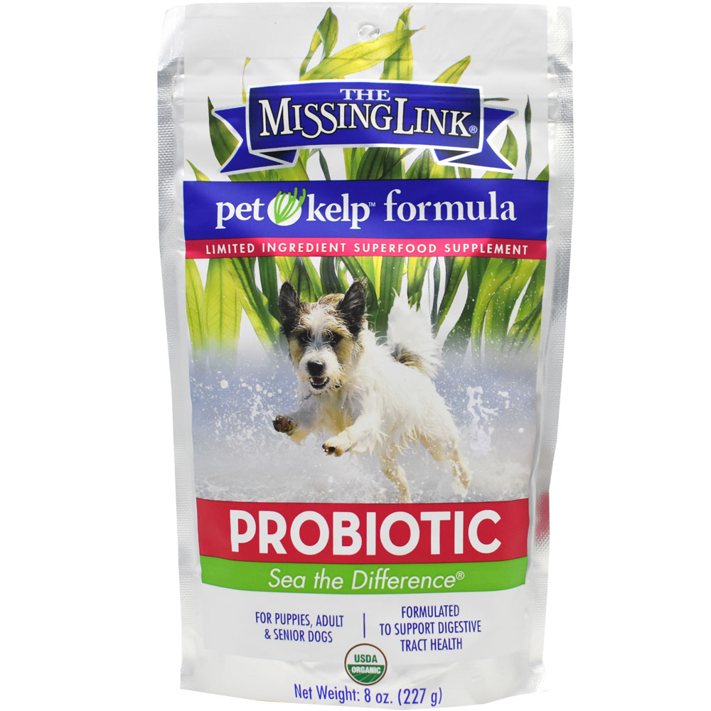 The Missing Link - Pet Kelp Formula Probiotic (8 oz) im test
