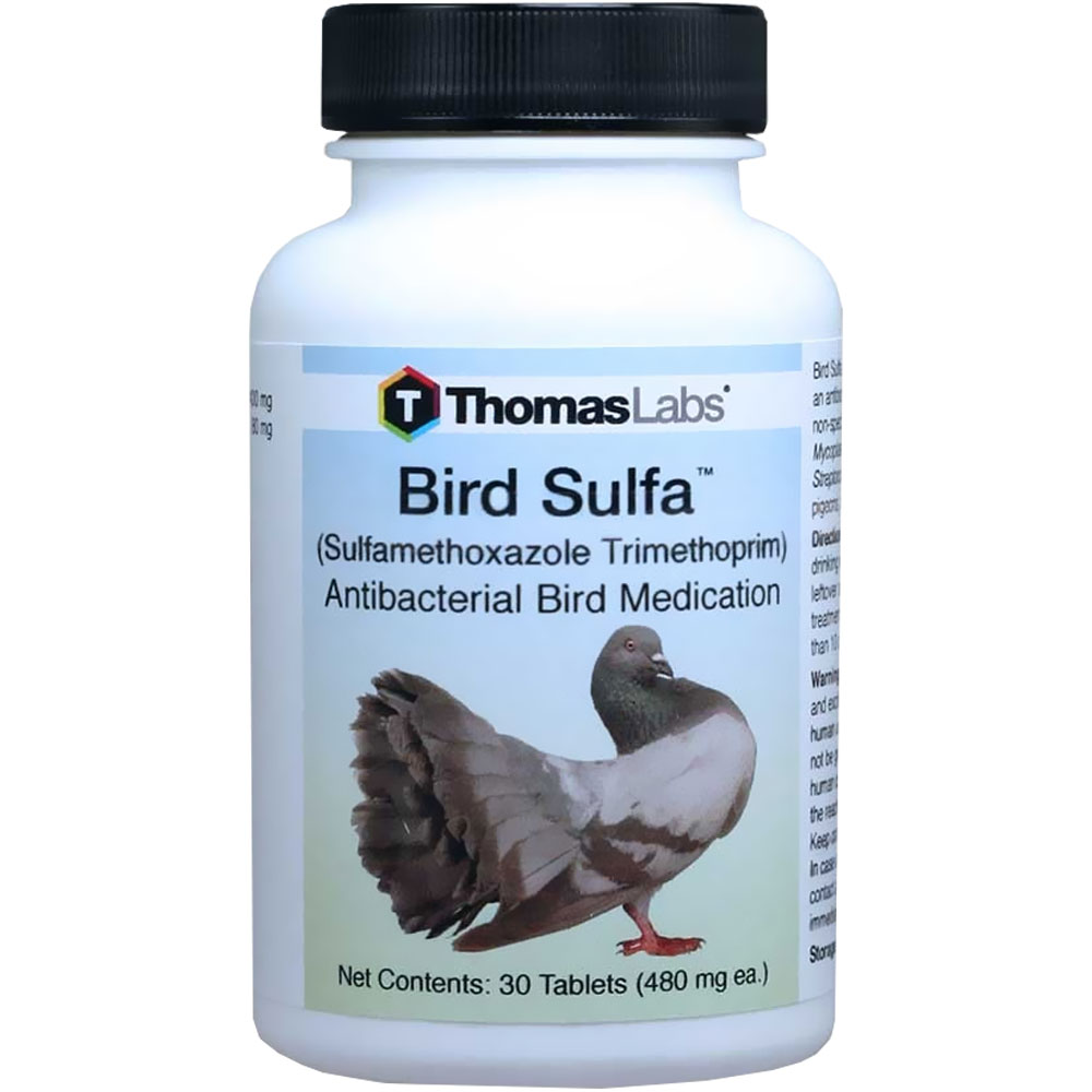 THOMAS-LABS-BIRD-SULFA