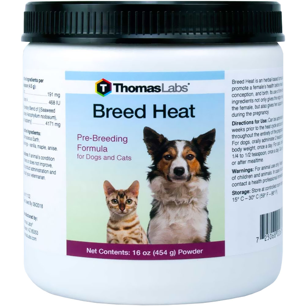 Thomas Labs Breed Heat Powder (16 oz) im test